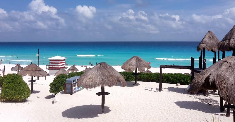 Cancun - Zwei Monate Mexiko - Meine Reiseroute