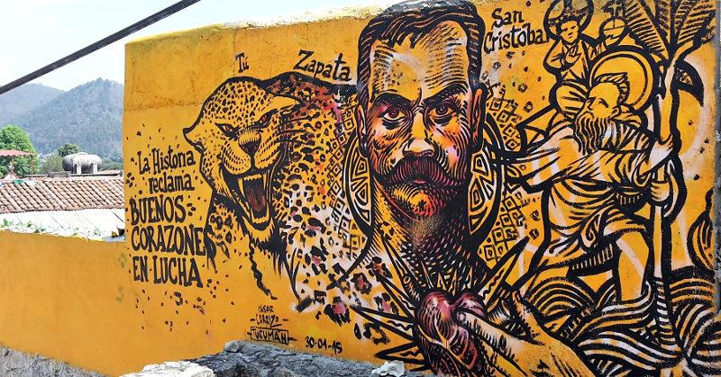 San Christobal - Zwei Monate Mexiko - Meine Reiseroute