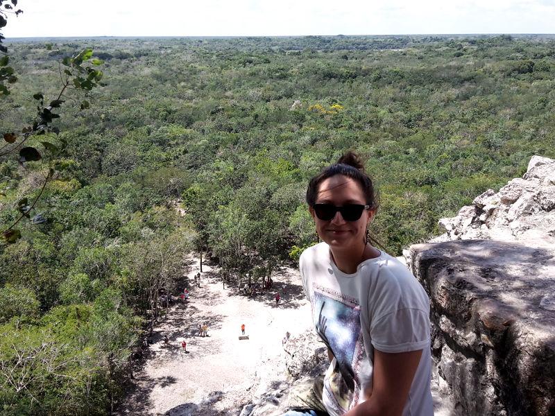 Copa - Zwei Monate Mexiko - Meine Reiseroute