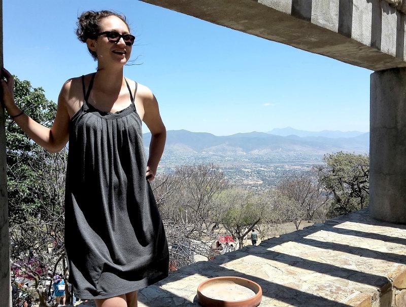 Ich monte alban - Zwei Monate Mexiko - Meine Reiseroute