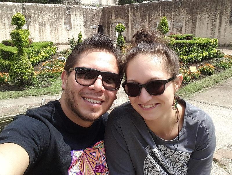MXDF amor - Zwei Monate Mexiko - Meine Reiseroute