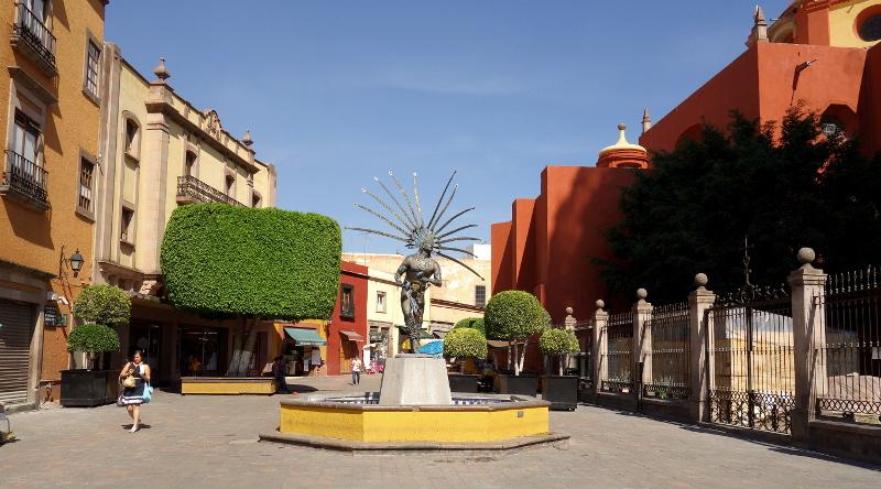 Qro Centro3 blog 1 - Querétaro - Der beste Start für dein Mexiko Abenteuer