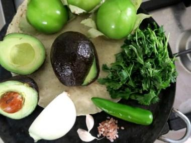 Guacamole Chilango Style