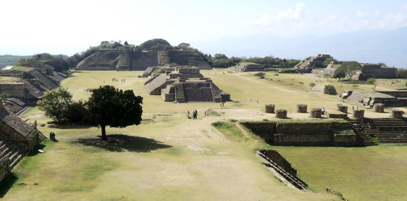 Monte Alban - Archäologische Stätten rund um Oaxaca City - Meine Top 5