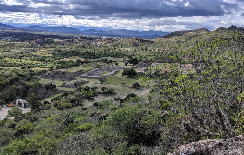 Yagul - Archäologische Stätten rund um Oaxaca City - Meine Top 5