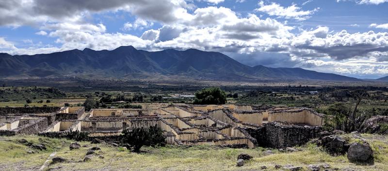 Yagul labyrinth - Archäologische Stätten rund um Oaxaca City - Meine Top 5