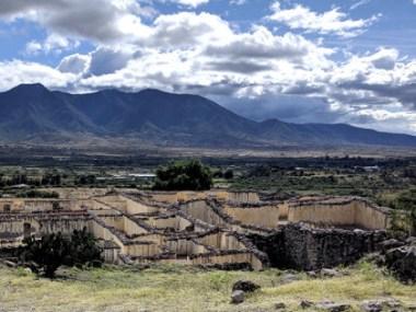 Yagul labyrinth title - Archäologische Stätten rund um Oaxaca City - Meine Top 5