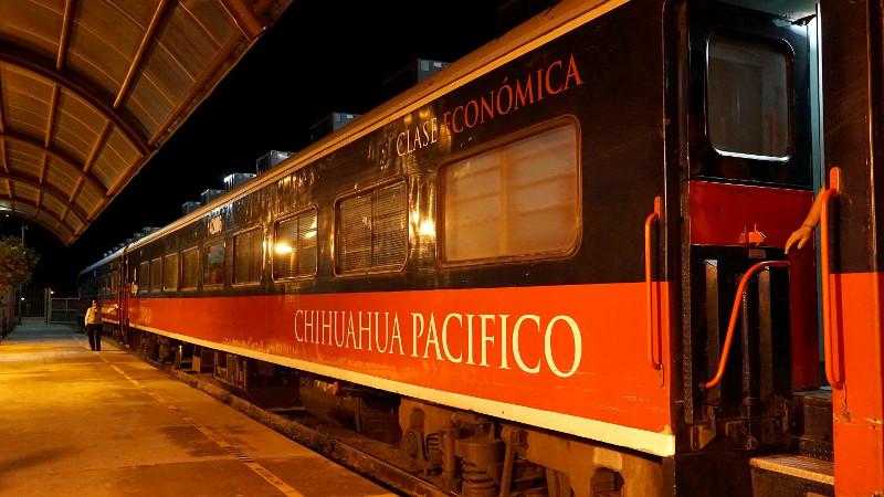 El Chepe Station - Mit dem Zug durch den Kupfer Canyon - Gastbeitrag