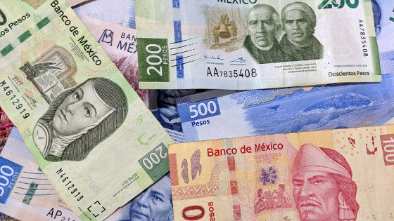 Geld Guide titel - Auswandern und Reisen in Mexiko