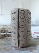 Large Binary Cylinder Seal (-ve)150