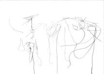 Unscheduled II drawing 4 RhE Portfolio 150