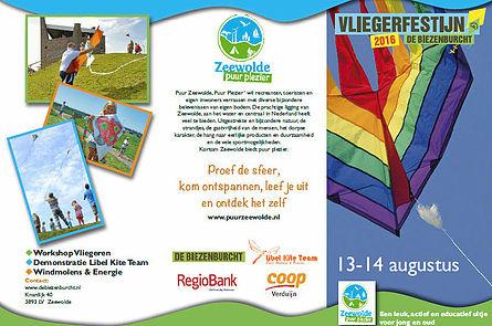 Vliegerfestijn 2016 Biezenburcht