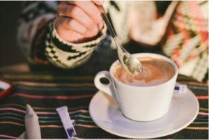 geef je koffie iets extras
