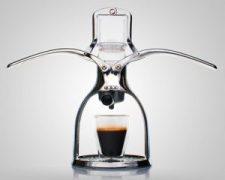Espresso voor thuis met de Rok espresso maker