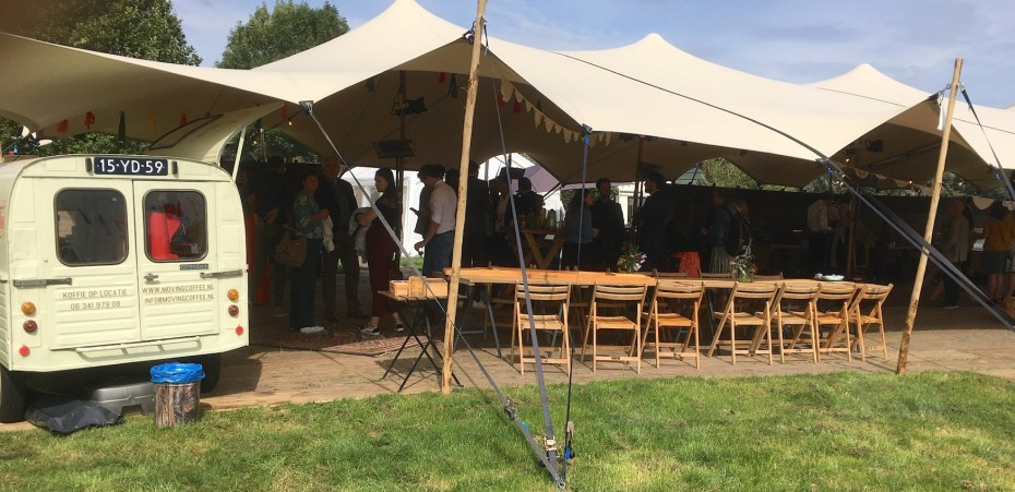 Bruiloft in Ottoland