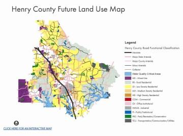 Future Land Use Map 2040