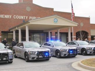 Photo of Henry County Police Headquarters (Henry Herald photo)