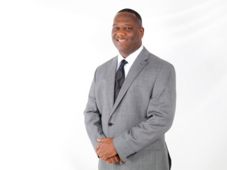 Professional photo of Devlin Cleveland, candidate for commission district II (special photo)