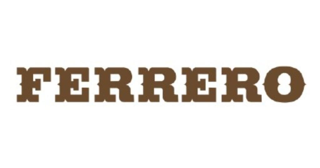 Ferrero logo (company photo)