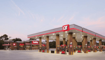 Photo of QuikTrip service station (The Kansas City Star photo)