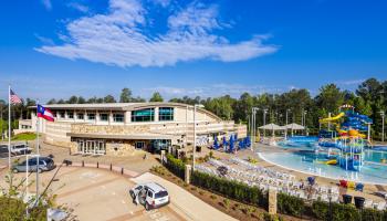 Photo of Cherokee County Aquatic Center (Cooper Carry photo)