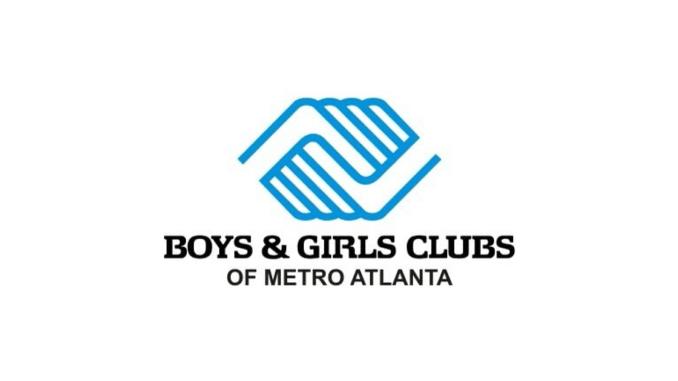 Boys & Girls Club of Metro Atlanta logo on a white background (B&GC photo).