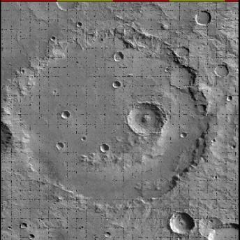 Crater Molesworth