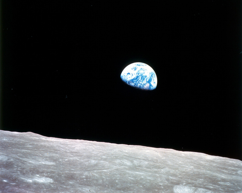Apollo 8's enduring legacy (image courtesy NASA)