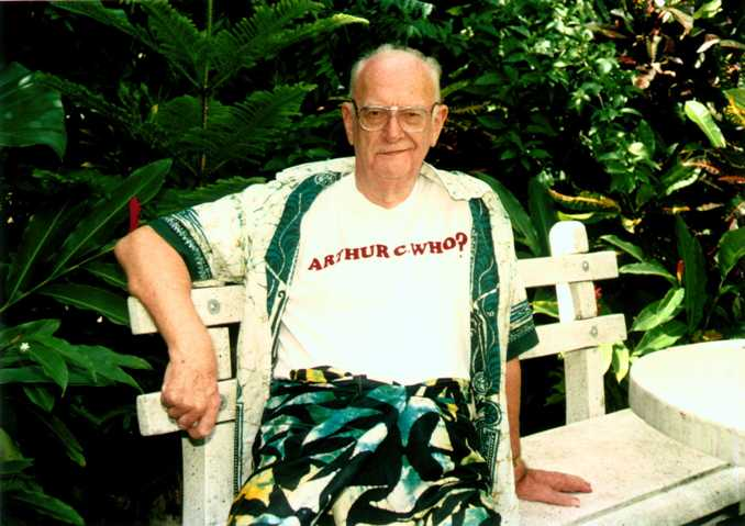 The legend lives on: Arthur C Clarke (1917 - 2008)