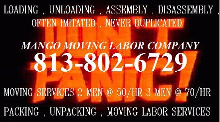 movers , moving company , moving services , moving , move , moves , moving help , moving labor Tampa , Clearwater , St Pete