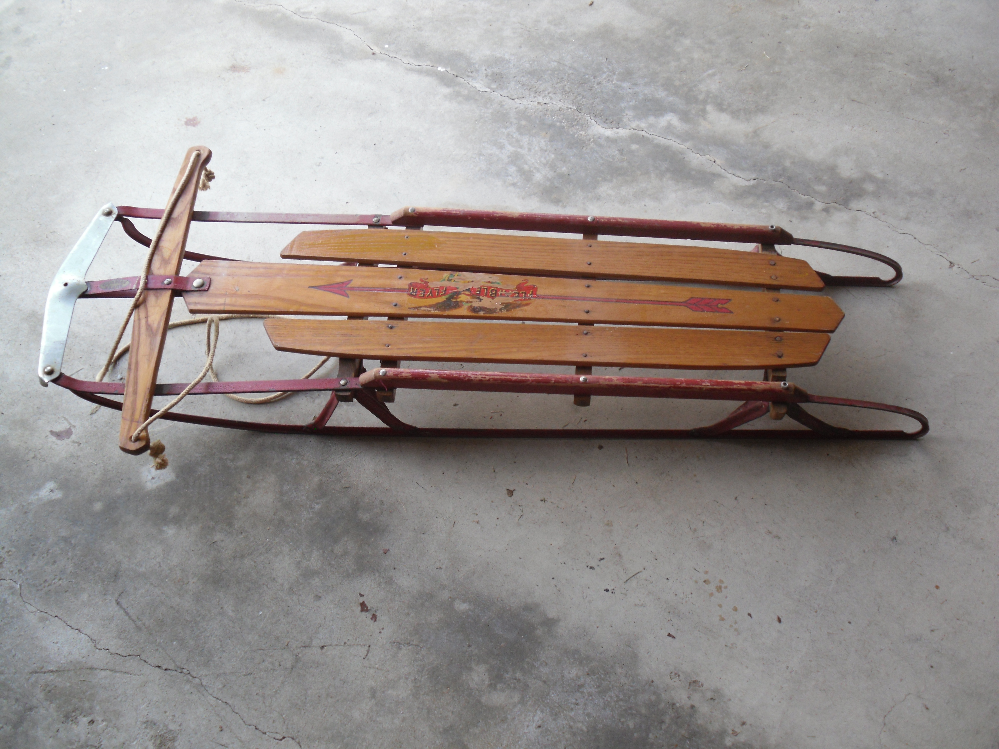 Download How To Build A Snow Sled Out Of Wood Plans DIY