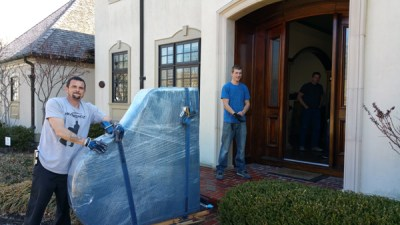 Piano Movers Overland Park KS