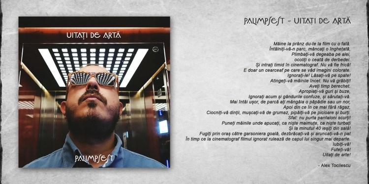 PALIMPSEST - Uitati De Arta (Alex Tocilescu)