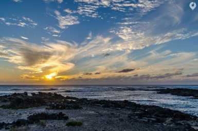 Fuerteventura Highlights - Sonnenuntergang in El Cotillo