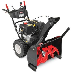 2014 Craftsman 28 in 277 cc Model 88395 Two-Stage Snow Blower Review 3