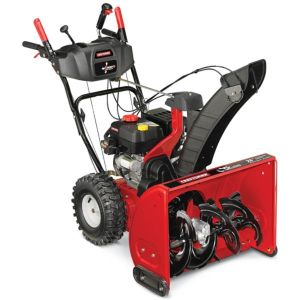 2014 Craftsman 26 in 208cc Model 88970 Two-Stage Snow Blower Review 3