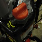 Ariens LCT Throttle