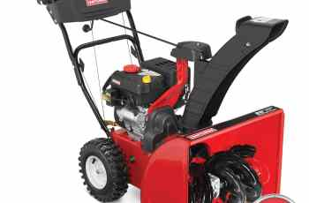 Sears Has Snow Blowers Available Today and On Sale!