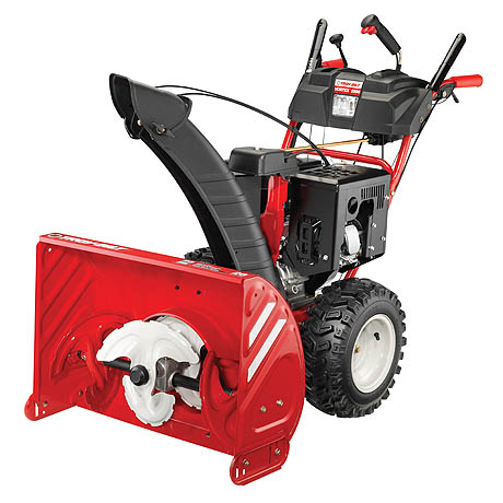 Troy-Bilt Vortex 2890 Snow Thrower Review - This Is Not The Best