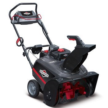 New 2015 Briggs & Stratton Snow Blowers - My Review - MovingSnow com