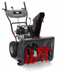 Briggs & Stratton Two Stage - 24 inch - 208cc - Electric Start - Model 1696610