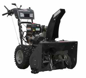 Briggs & Stratton Two Stage - 27 inch - 250cc - Electric Start - Power Steering - Model 1696156