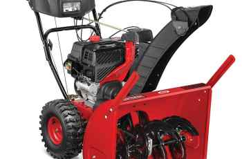 2015 Craftsman 28 inch Quiet Snow Blower