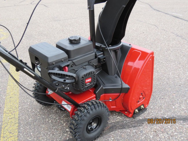 Toro SnowMaster