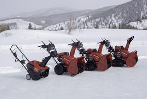 2015 Honda Snow Blowers
