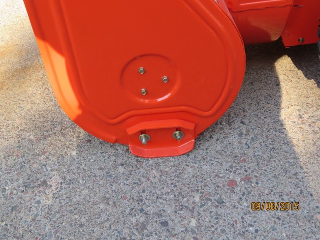 Ariens Deluxe 28 SHO Skid Shoes