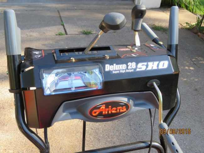 Ariens Deluxe 28 SHO Headlight