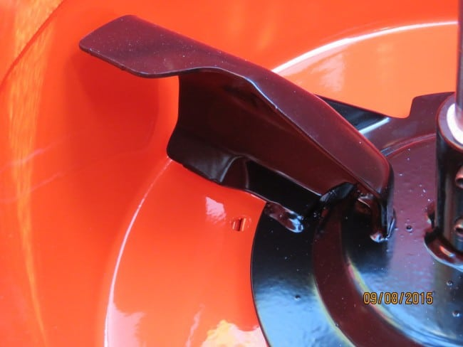Ariens Deluxe 28 SHO Impeller Blade