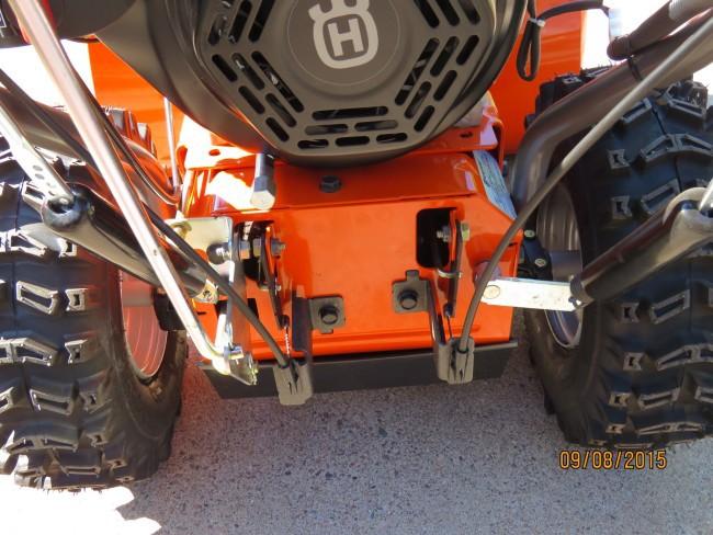 Husqvarna ST327P Control Cables.