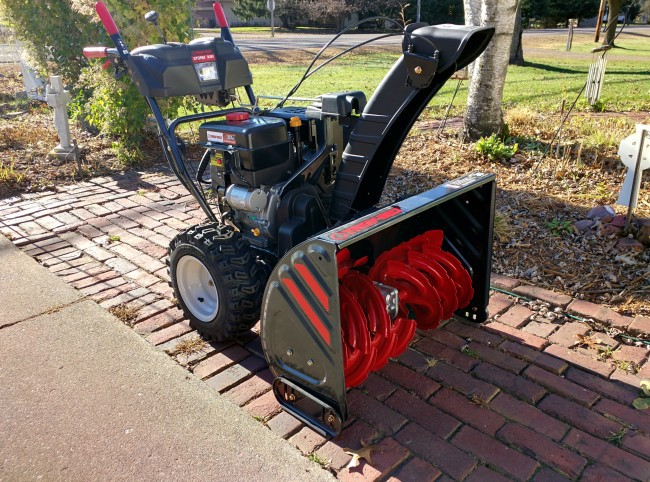 Troy-Bilt Storm 3090 XP